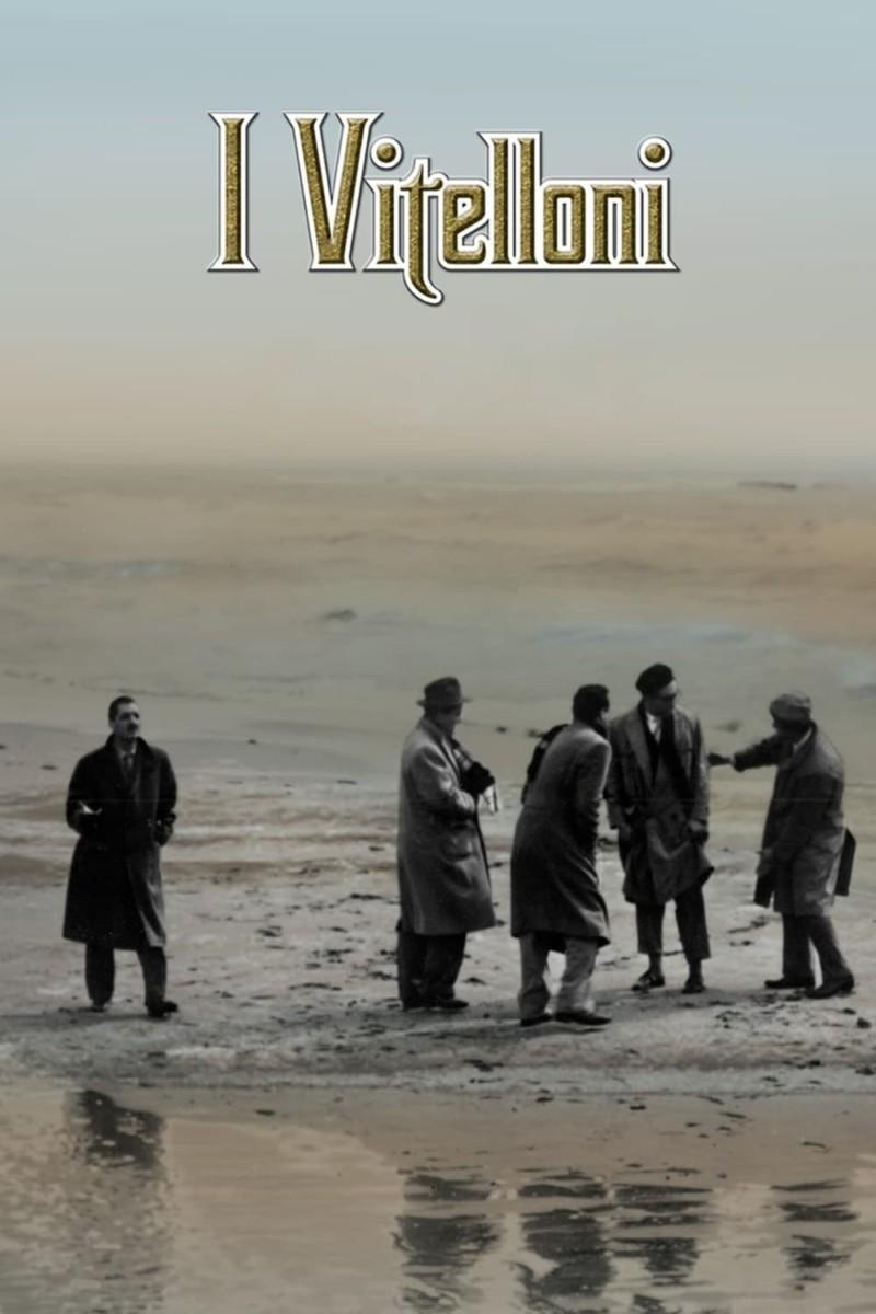 "Poster for the movie ""I Vitelloni"""