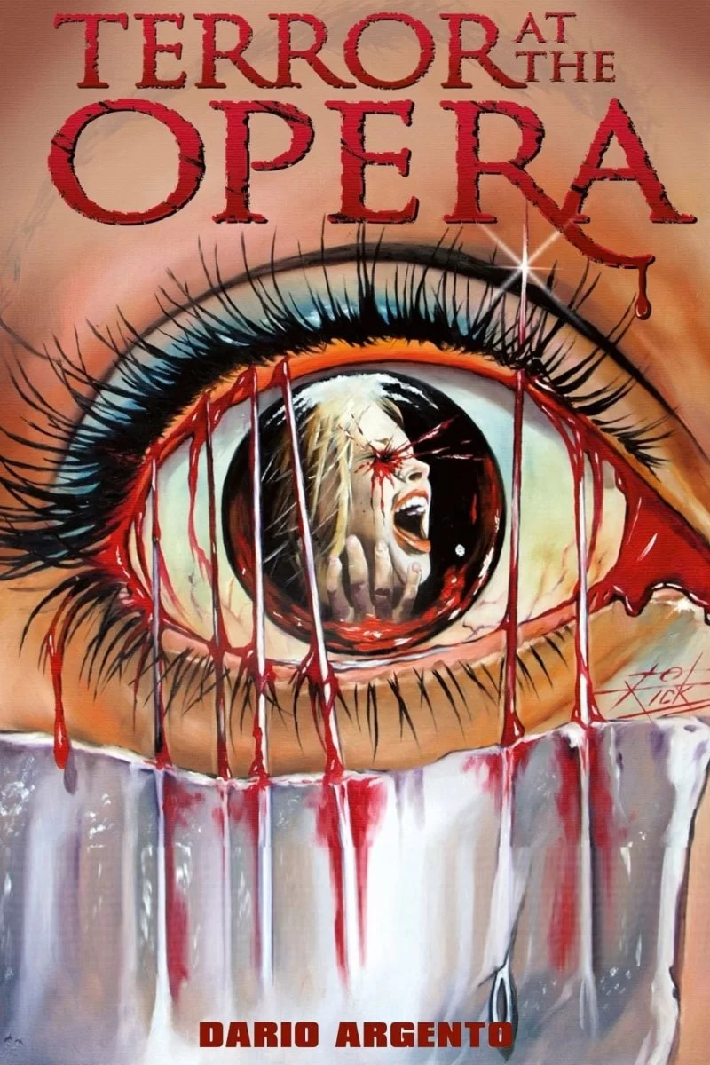 """Poster for the movie """"Opera"""""""