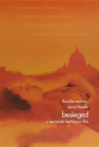 """Poster for the movie """"Besieged"""""""