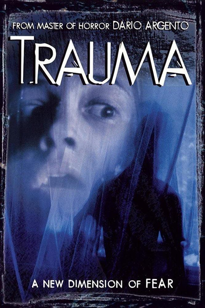 "Poster for the movie ""Trauma"""
