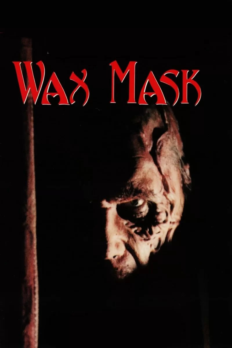 """Poster for the movie """"The Wax Mask"""""""