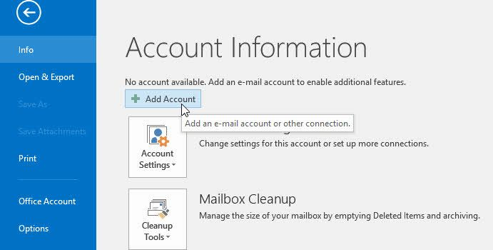 Emailchemy 13.2.10 restores IMAP compatibility with latest Outlook