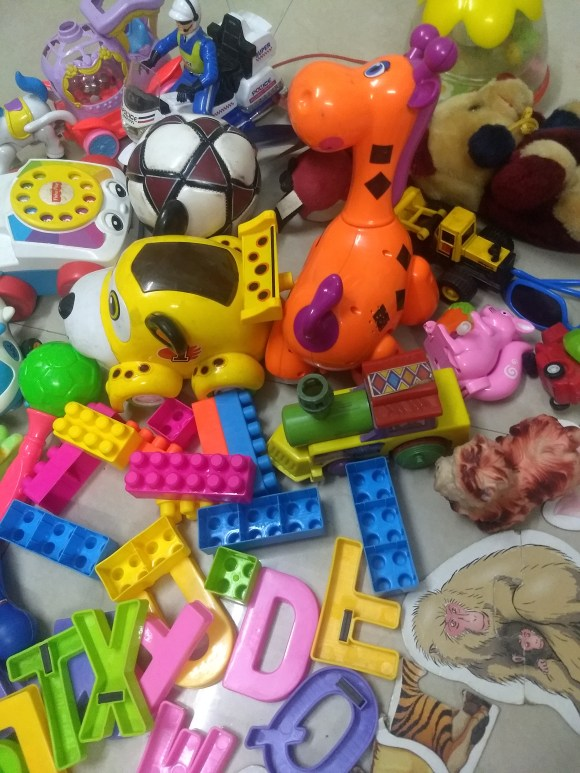 Toys and Mess