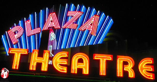 """Historic Plaza Theatre was host to the World Premiere of """"AKA Blondie"""" At the Atlanta Film Festival"""