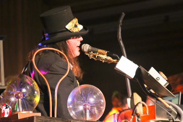 Jon Magnificent at Her Royal Majesty's Steampunk Symposium