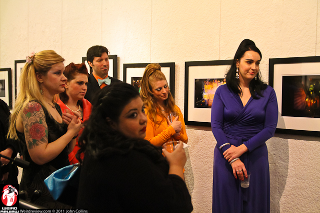 Patrons and Participants of the art of Burlesque