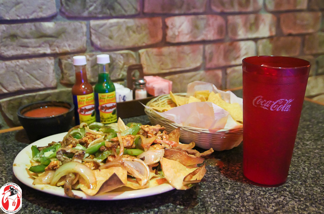 The Nacho Fajitas are great for one with chicken or beef but for two get La Parilla!