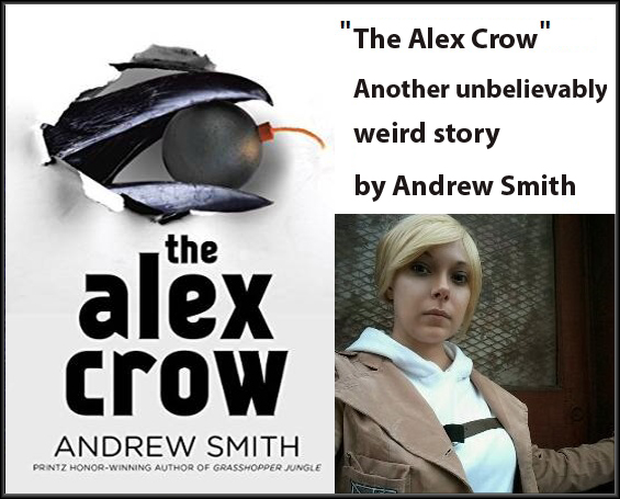 """""""The Alex Crow"""" Reviewed by Eden Jean"""