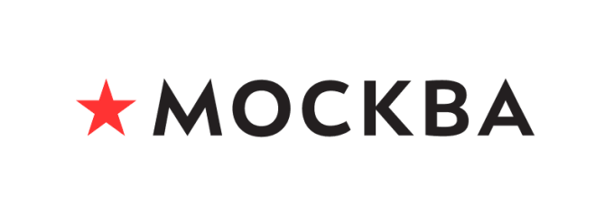 The new official Moscow Logo