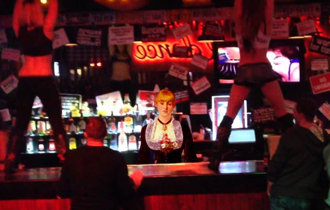 Have you met this bartender before?