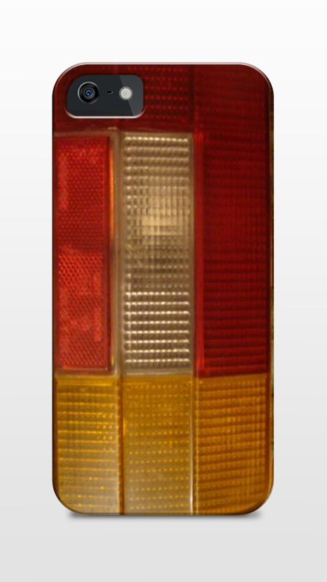 Soviet vehicle tail light