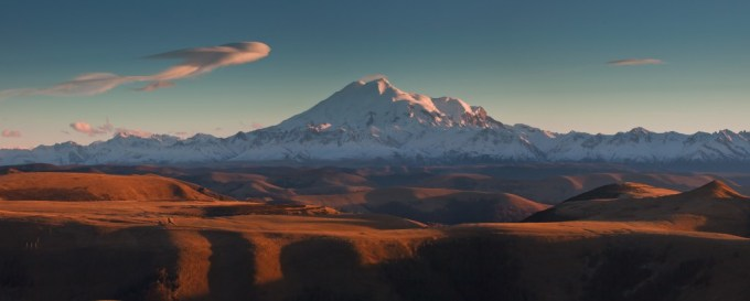 Mt. Elbrus photo by Nikolay