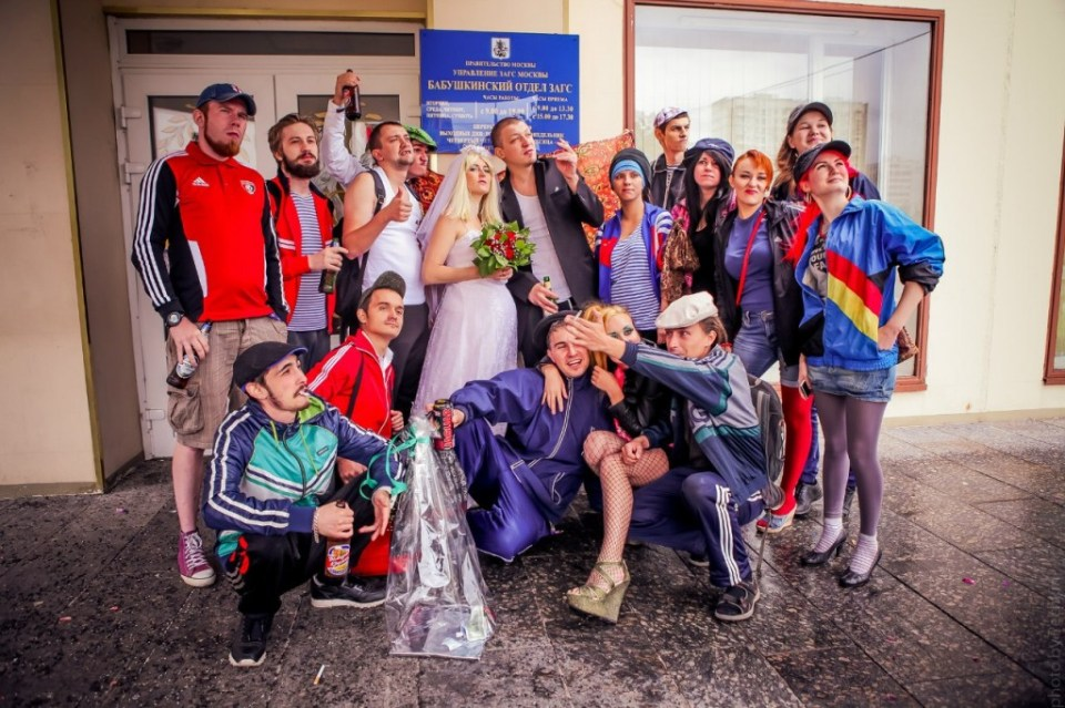 Gopnik-Themed-Wedding25