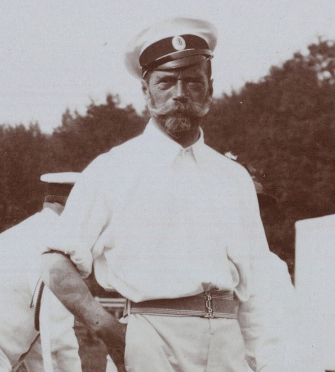 nicholas_ii_right_forearm_with_chinese_dragon_tattoo2