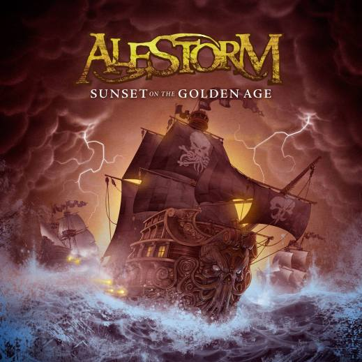 alestorm - sunset