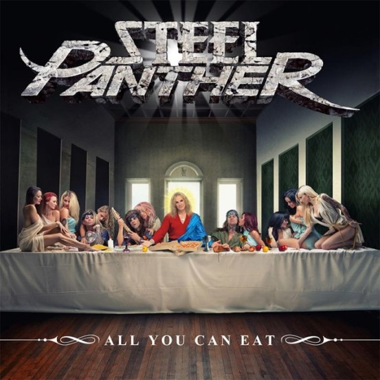 all you can eat steel panther