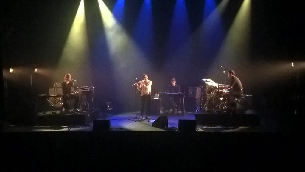 Melanie De Biasio au Stereolux