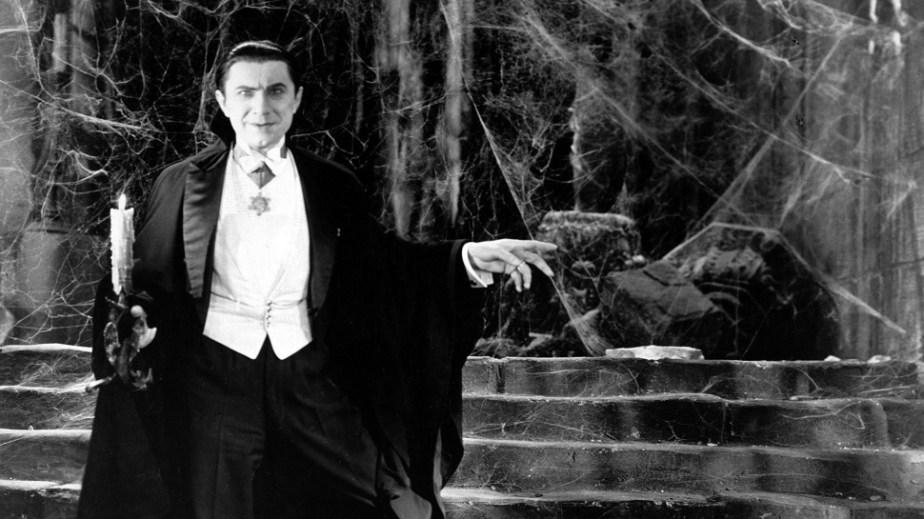Bela Lugosi dans Le Mystère de Dracula (1931)