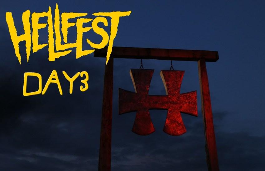 hellfest day 3 2018