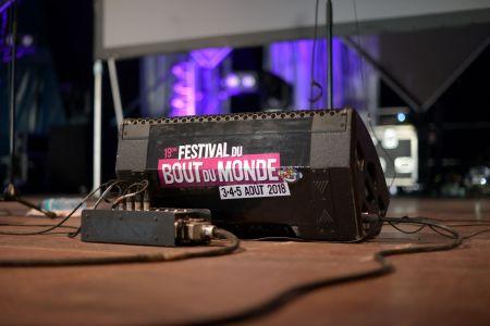 weirdsound était présent au bout du monde pour trois jours de fête et de musique!