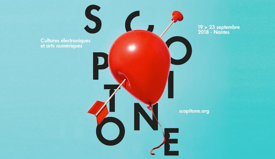 Scopitone du 19 au 23 septembre prochain à Nantes!