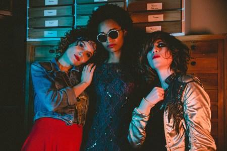 Les soeurs terribles de Bodie (Imogène, Blanche & Andrée)