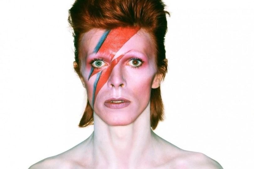 David Bowie - période Alladin Sane