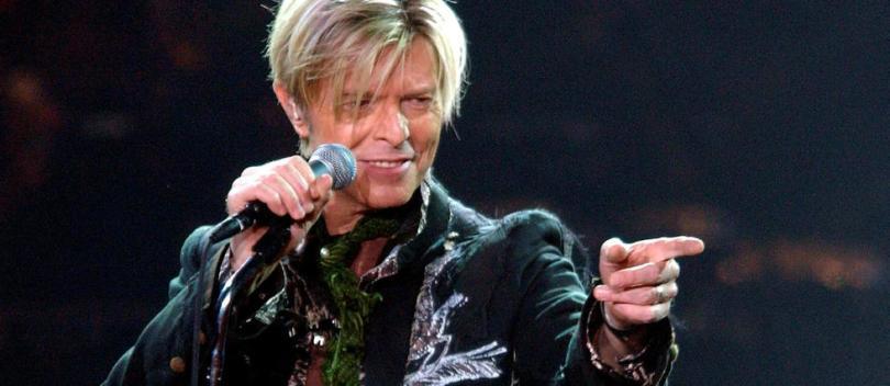 Bowie tel que nous l'aimions!