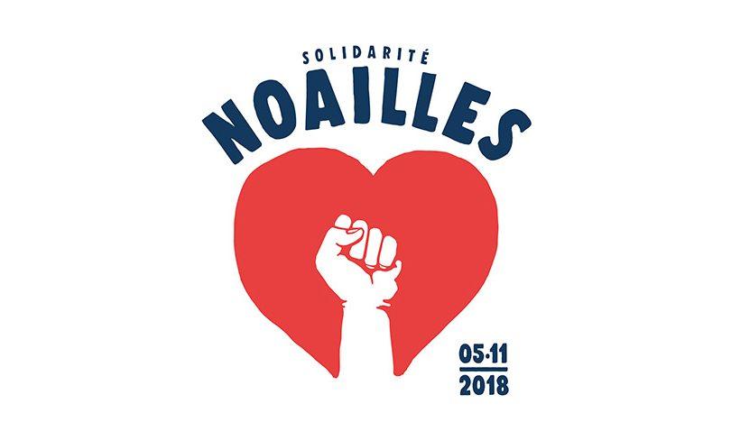 Solidarité Noailles novembre 2018