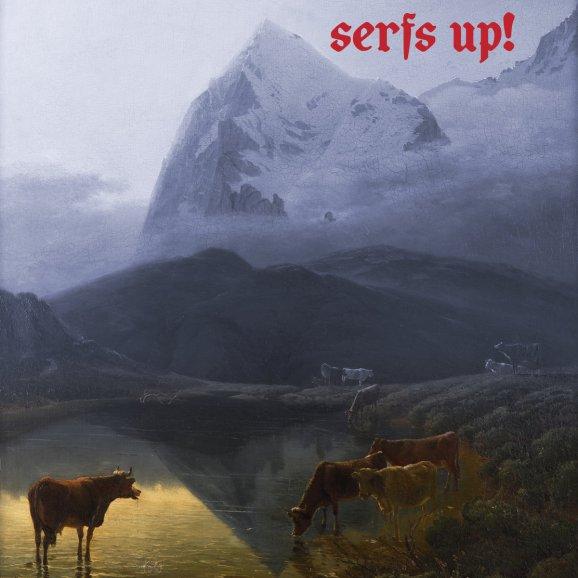 serf up! pochette