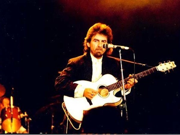 george-harrison-Wembley-Arena-1987