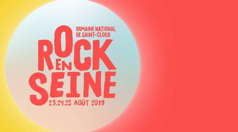 Rock en Seine - Affiche