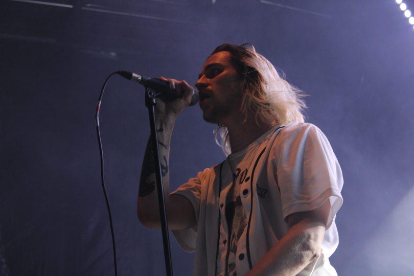 Chevalien au festival Terre du Son