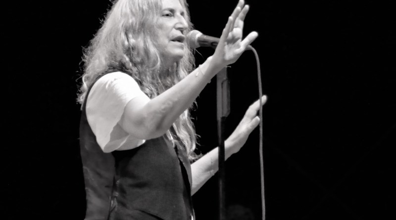 Patti Smith Festival Check In Guéret Août 2019 photo marie weirdsound