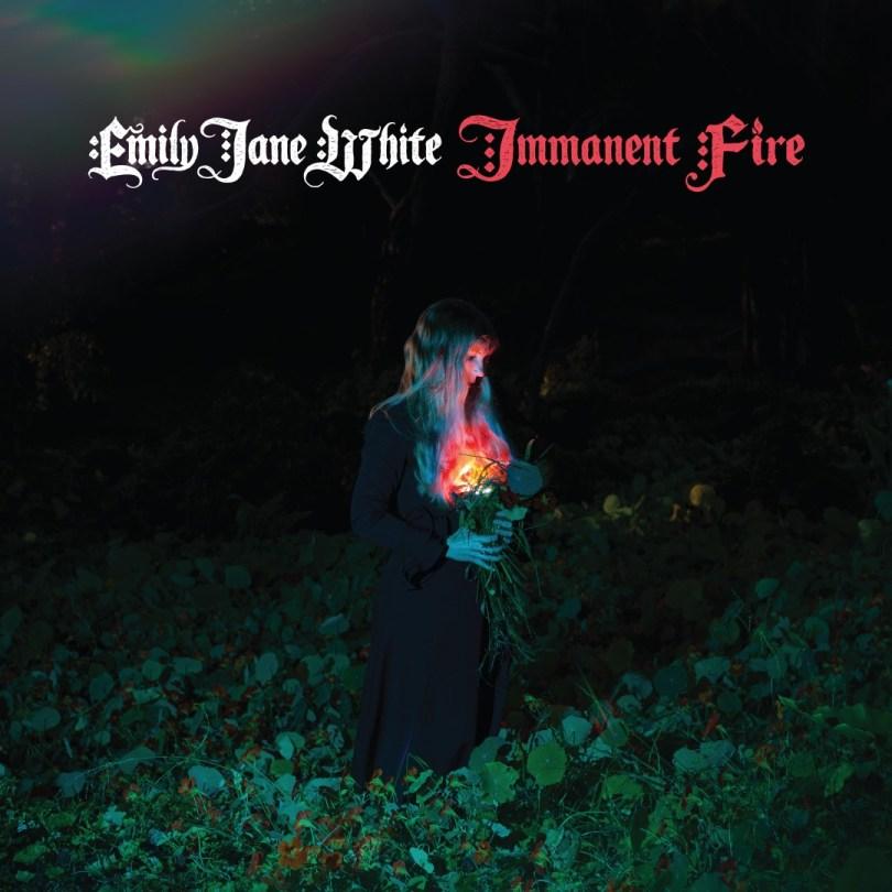 6ème album d'Emily Jane White (2019 label Talitres)