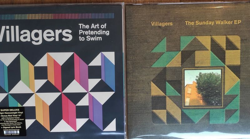 Villagers The Sunday Walker E.P