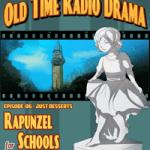 Rapunzel For Schools - Episode 6 - Just Desserts