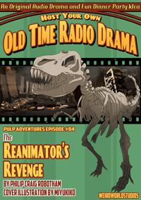 Pulp Adventure - PA004 - The Reanimator's Revenge