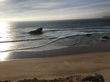 Küste bei Sagres
