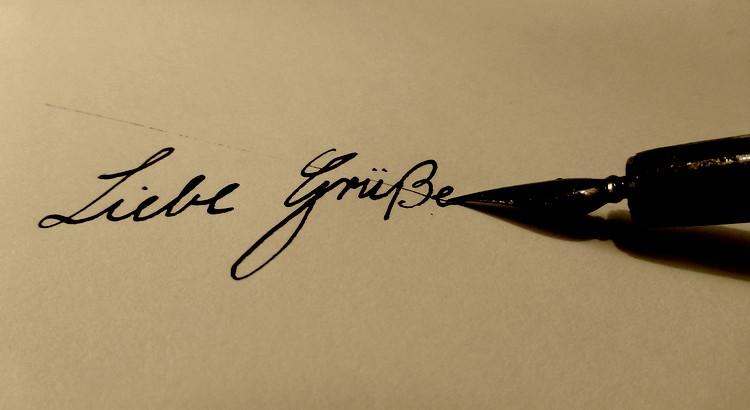 Wenn man einander schreibt, ist man wie durch ein Seil verbunden. - Weisheit von Franz Kafka
