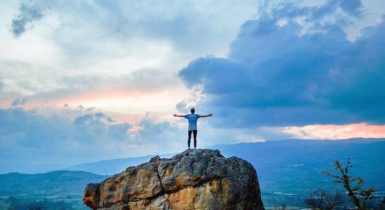 Du hast drei Möglichkeiten im Leben: aufgeben, nachgeben oder alles geben. - Unbekannt