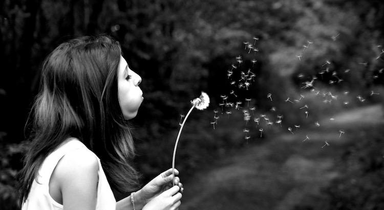 Glück ist gar nicht mal so selten …