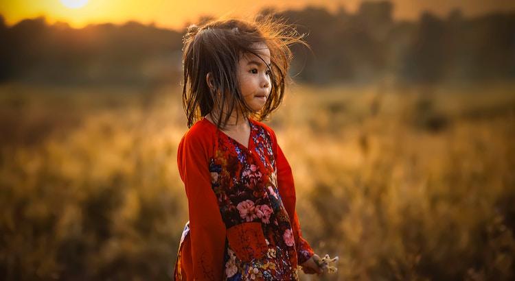 Ich bin zutiefst überzeugt, daß es unendlich wichtig ist, vor allem Kindern beizubringen, allem Leben gegenüber respektvoll zu sein.