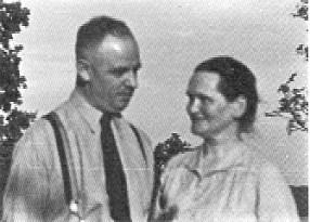 Robert and Magdalene Scholl