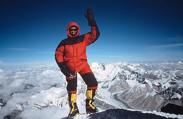7 Summits - Helga Hengge