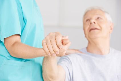 Palliativpflege ist die Pflege Schwerstkranker.