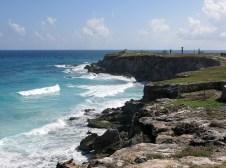 Kap der guten Hoffnung, ach Quatsch das Ende der Isla Mujeres