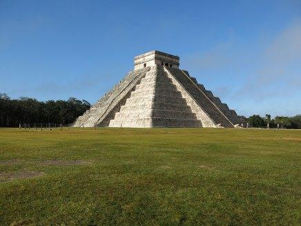 Die Kukulkan-Pyramide
