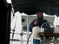 El Capitano - gute Laune auch bei schlechtem Wetter