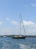 Unser Segelboot - Die Brava